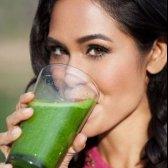 Celeb nutricionista Kimberly Snyder abre batido tienda de brillo