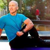 David Kirsch presentó 30 minutos entrenamientos