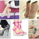 zapatos esenciales a todas las chicas de la universidad deben poseer