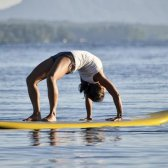 Kimberly Snyder: sup tratar de yoga