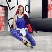 Stella McCartney y Adidas debut en los deportes para las niñas