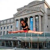 Yoga en el Museo de Brooklyn