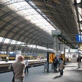 Comentario de viaje al aeropuerto de Schiphol en Ámsterdam