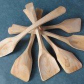 Con una cuchara de madera inteligente