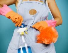 5 maneras de limpiar la casa
