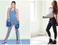 8 marcas de moda caliente nuevo gimnasio a sudar en esta primavera