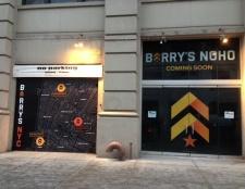 El campo de entrenamiento Barry para abrir dos nuevos estudios en Nueva York este verano