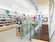 Birchbox abre su primera tienda al por menor con opciones para bellezas naturales saludables