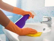 , productos de limpieza del hogar de DIY y ecológicas fáciles baratos