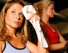 Sin pánico: asegúrese de que su piel no está recibiendo una sesión de ejercicios en el gimnasio