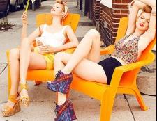 Zapatos de verano para niñas